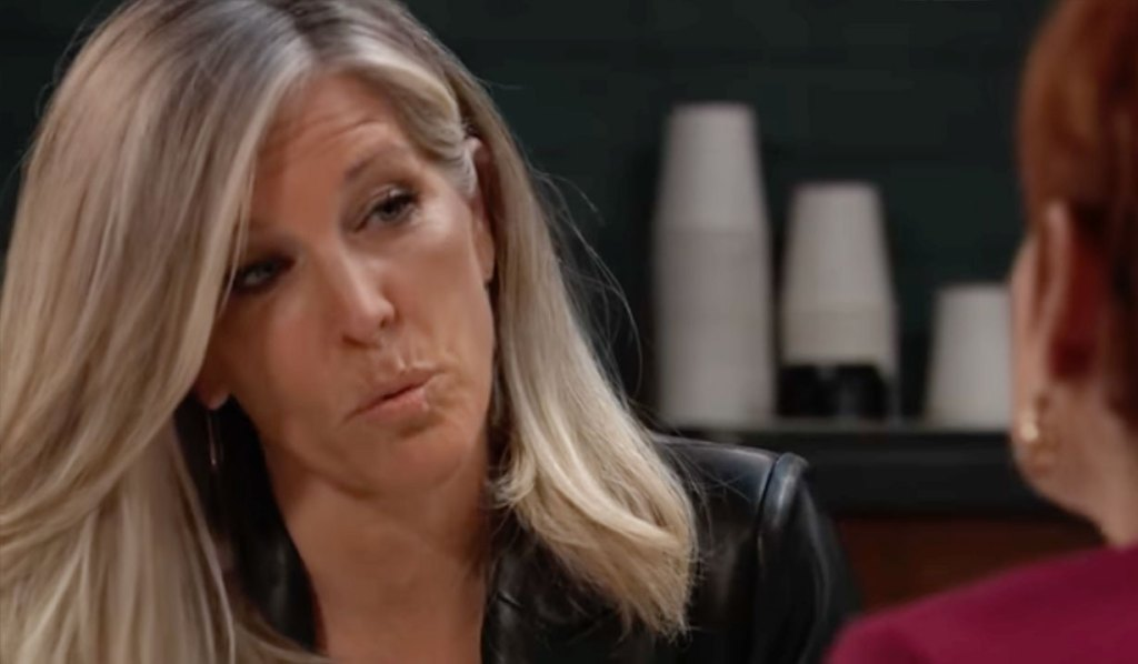 Carly meets with Diane on GH ABC