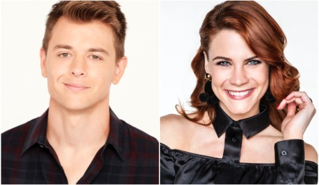 chad duell courtney hope abc cbs