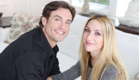 Daniel Goddard, Wife RachaelDaniel Goddard Family Photo ShootA Private HomeLos Angeles10/27/12©John Paschal/jpistudios.com310-657-9661