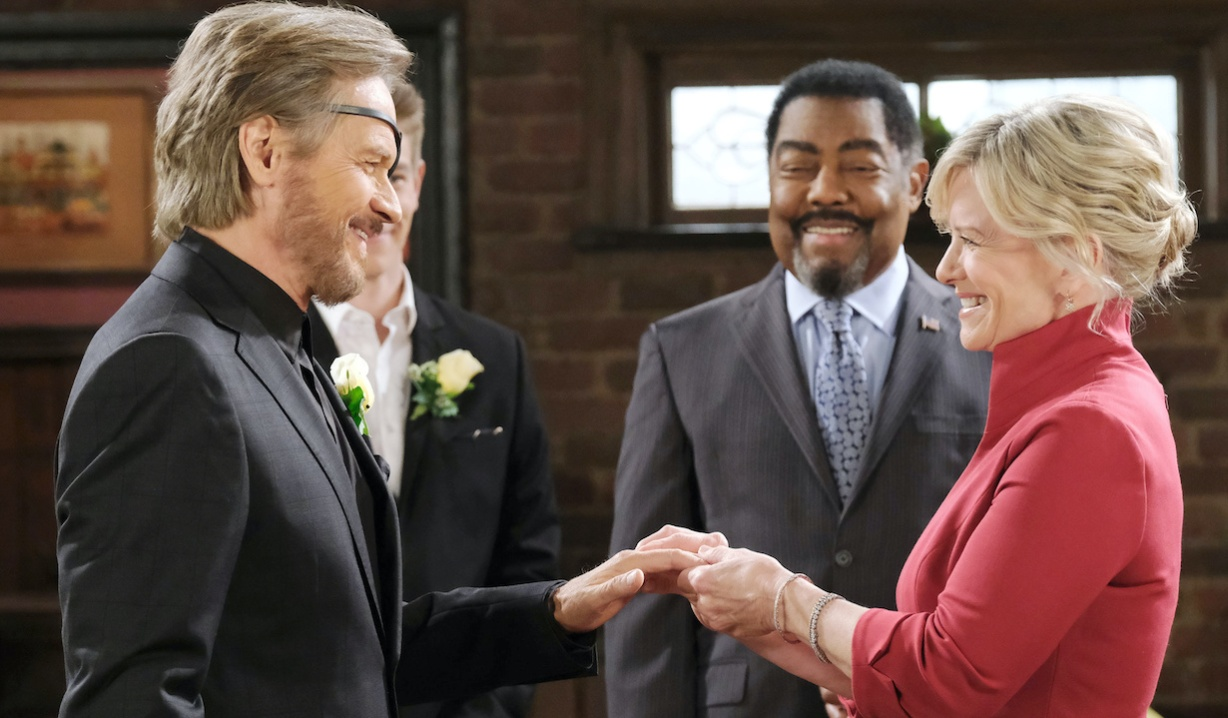 Days Of Our Lives Recap Steve Kayla Marry Ciara Ben Dream Reunion Soaps Com