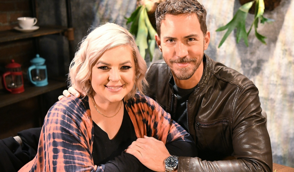 "peter maxie GENERAL HOSPITAL - ""General Hospital"" airs Monday-Friday, on ABC (check local listings). (ABC/Todd Wawrychuk)KIRSTEN STORMS, WES RAMSEY"