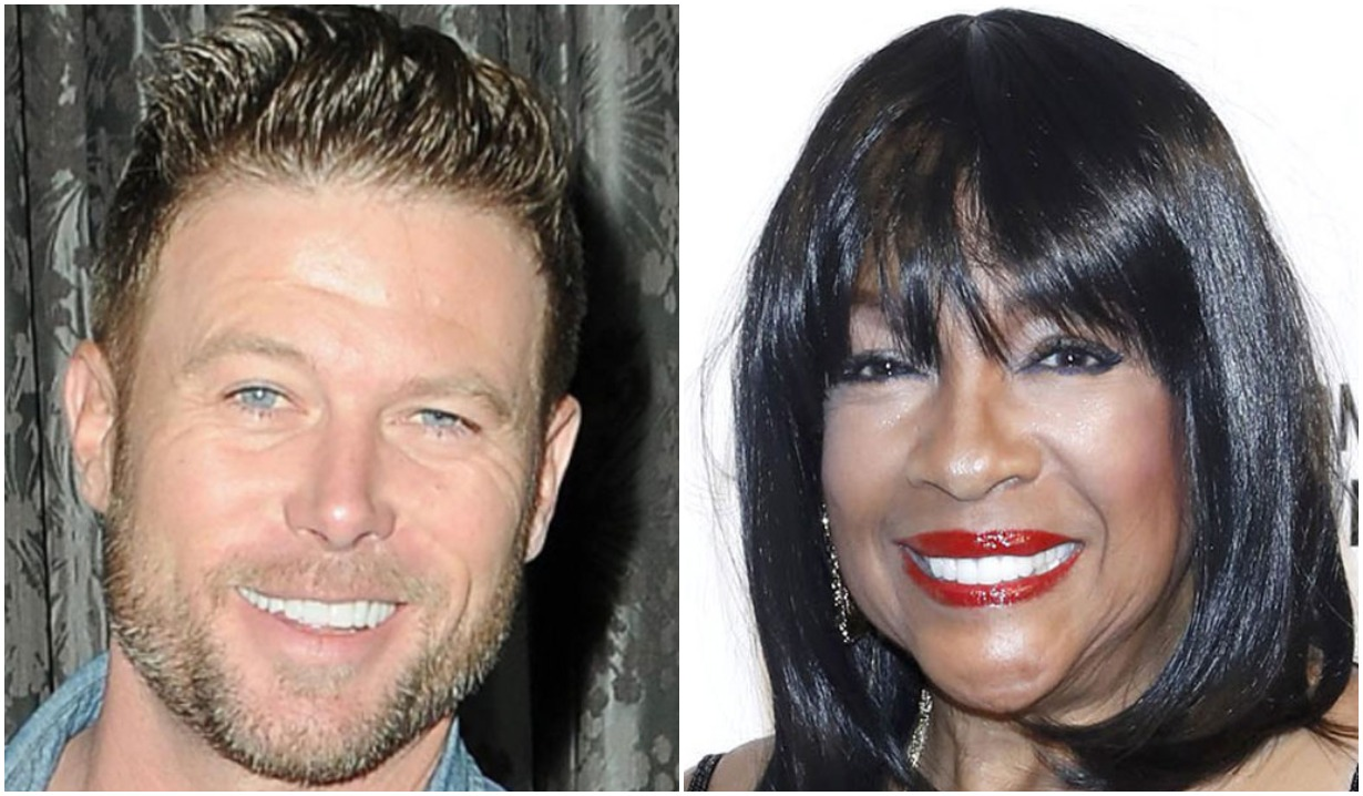 B&B's Jacob Young honors Mary Wilson