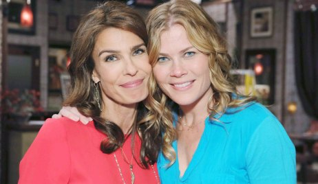 kristian alfonso and ali sweeney ali's eats DAYS
