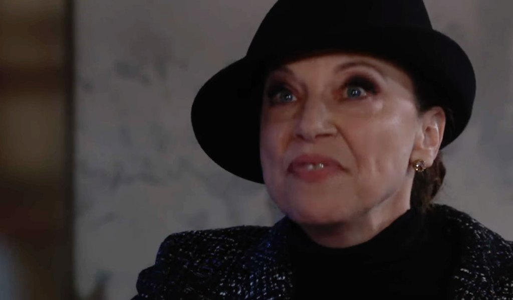Obrecht plots against Peter on GH ABC