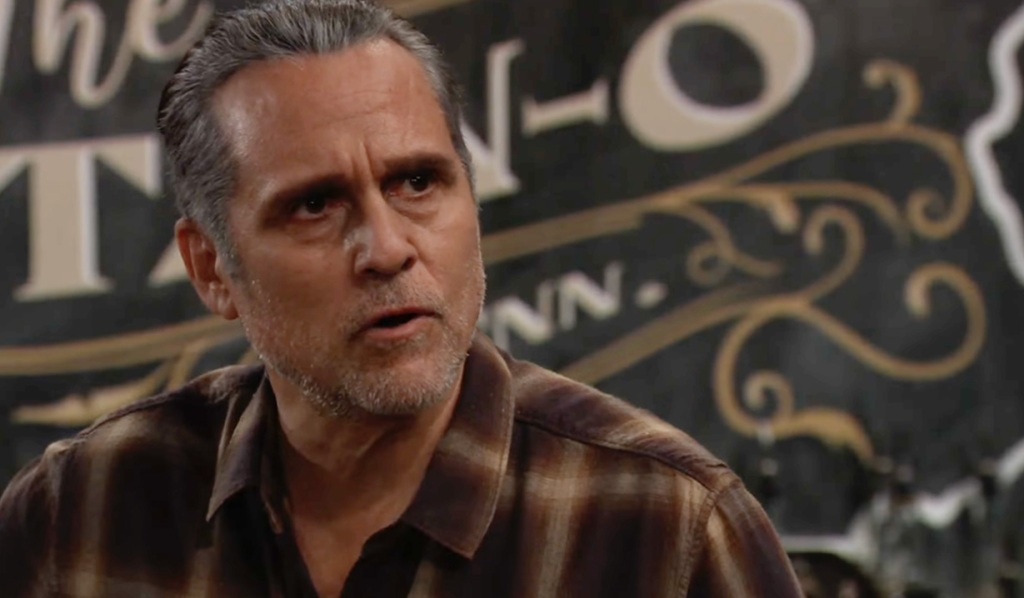 Sonny wonders who he is on GH ABC