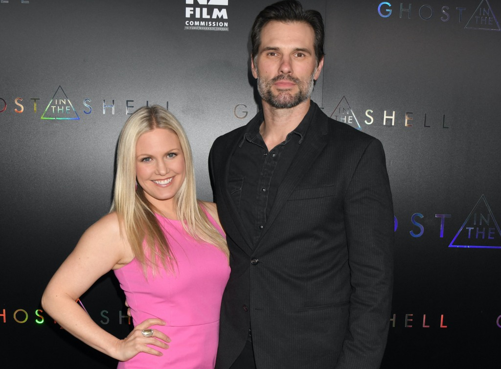 Terri Conn, Austin Peck Ghost In The Shell New York Premiere held at the AMC Lincoln Square 13 in New York City, Wednesday, March 29, 2017 3/29/17 © J Graylock/jpistudios.com 310-657-9661