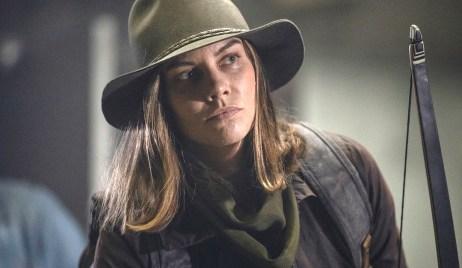 Lauren Cohan as Maggie Rhee - The Walking Dead _ Season 10, Episode 16 - Photo Credit: Jackson Lee Davis/AMC