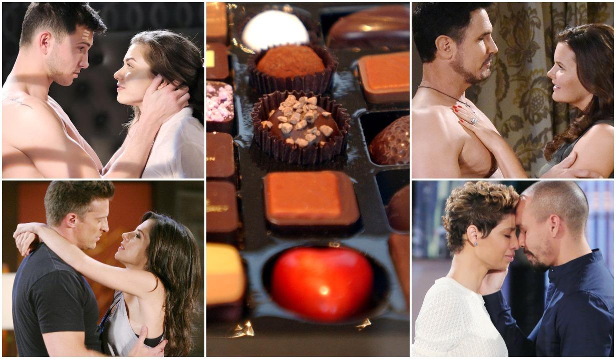 soaps valentine's day mashup
