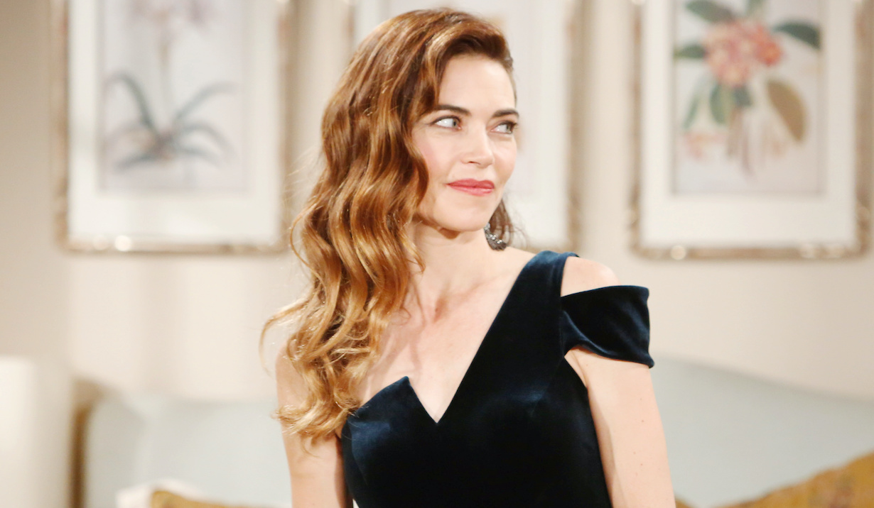 """Amelia Heinle""""The Young and the Restless"""" Set CBS television CityLos Angeles11/04/20© Howard Wise/jpistudios.com310-657-9661Episode # 11999U.S. Airdate 11/30/20"""