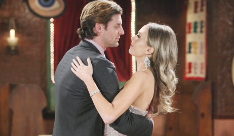 "yr chance abby Donny Boaz, Melissa Ordway""The Young and the Restless"" Set CBS television CityLos Angeles12/04/19© Howard Wise/jpistudios.com310-657-9661Episode # 11858U.S. Airdate 01/16/20"
