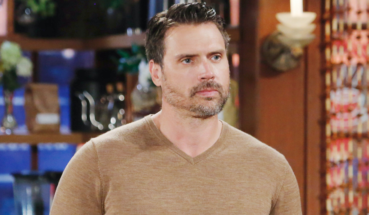 "Joshua Morrow ""The Young and the Restless"" nick hw"