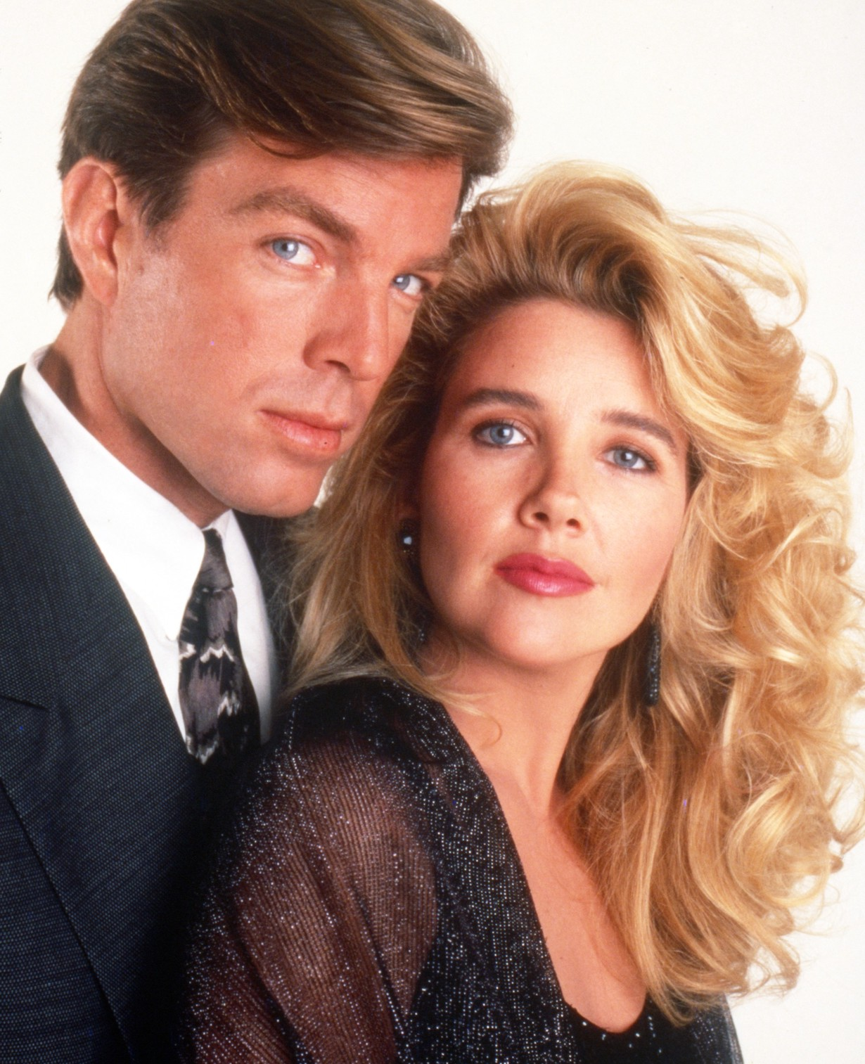 yr jack nikki old gallery THE YOUNG AND THE RESTLESS, from left: Melody Thomas Scott, Peter Bergman, 1990s, 1973-, ph: Monty Brinton /© CBS /Courtesy Everett Collection