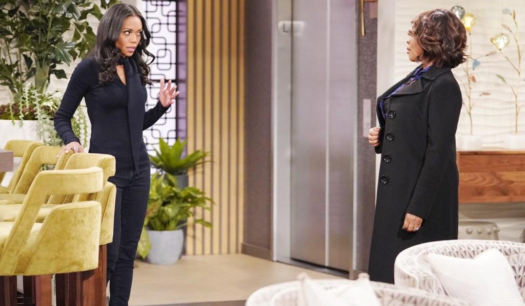 Amanda, Naya lobby Y&R