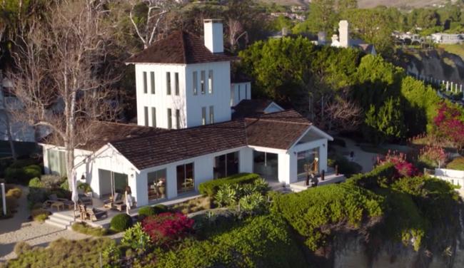 Bold Beautiful Steffy Finn house remote screengrab