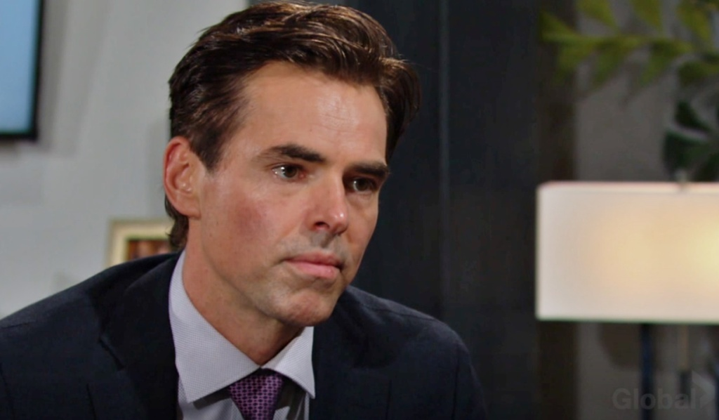 Billy over her Y&R