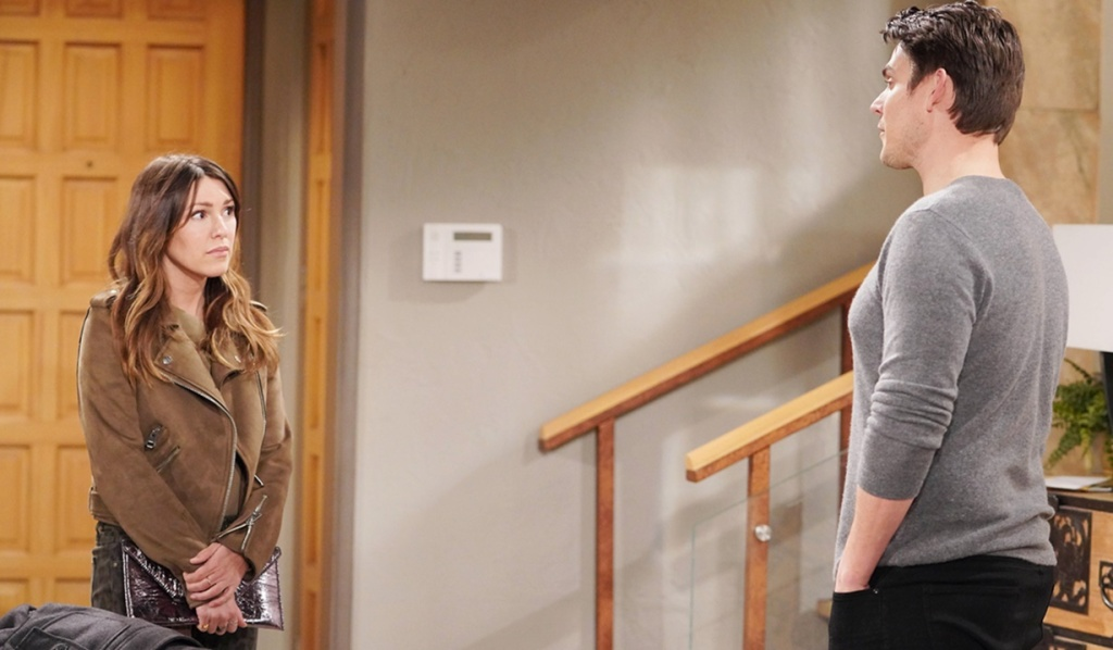 Adam accuse Chloe Y&R