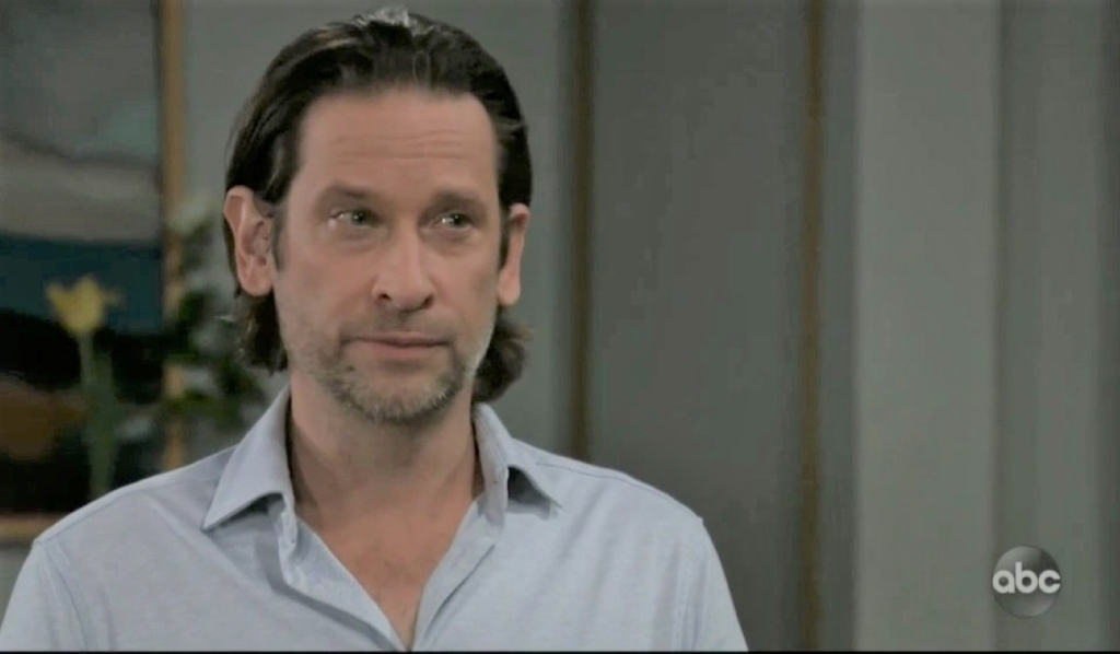 Franco tells Jason about the voices at home General Hospital