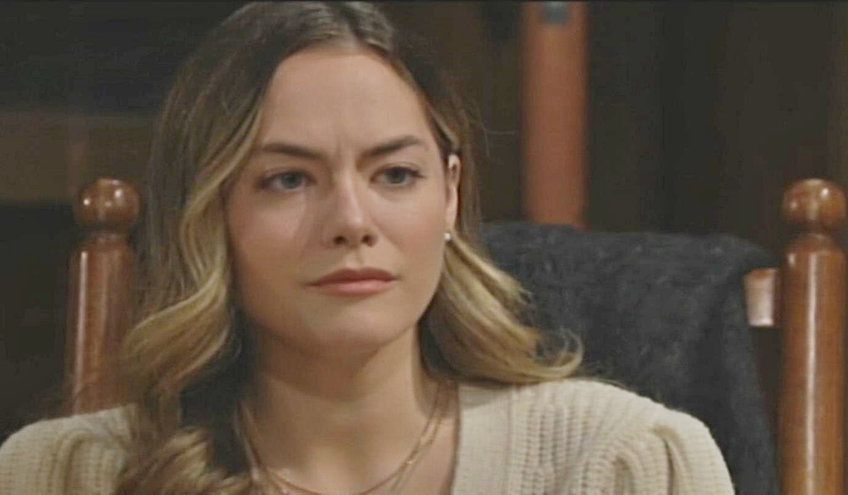 Hope considers Brooke's advice B&B