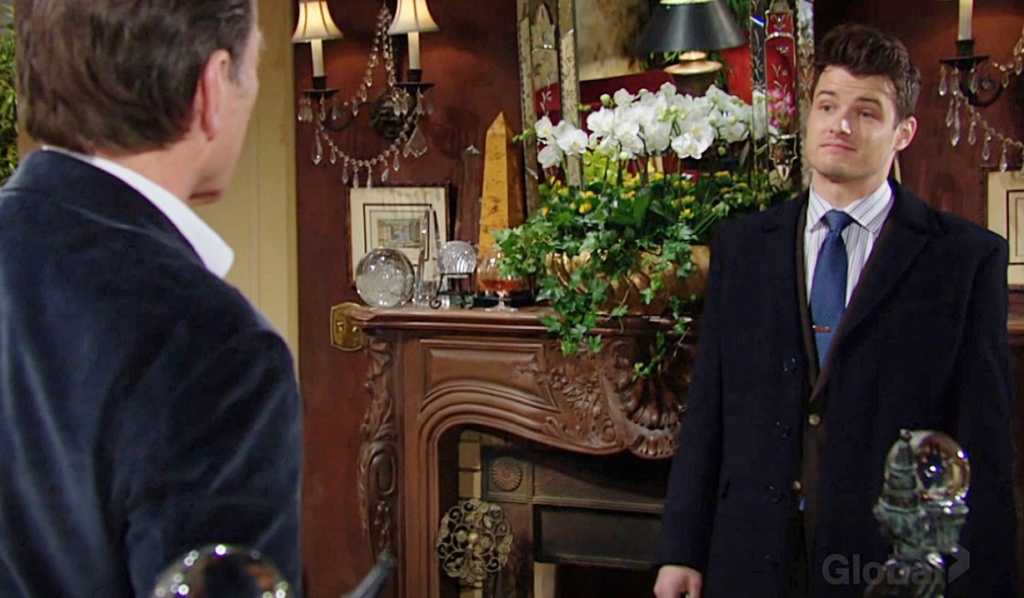 Jack, Kyle issue Y&R