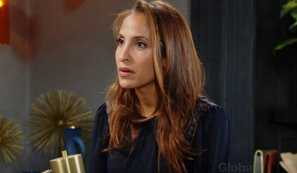 Lily calls out Billy Y&R