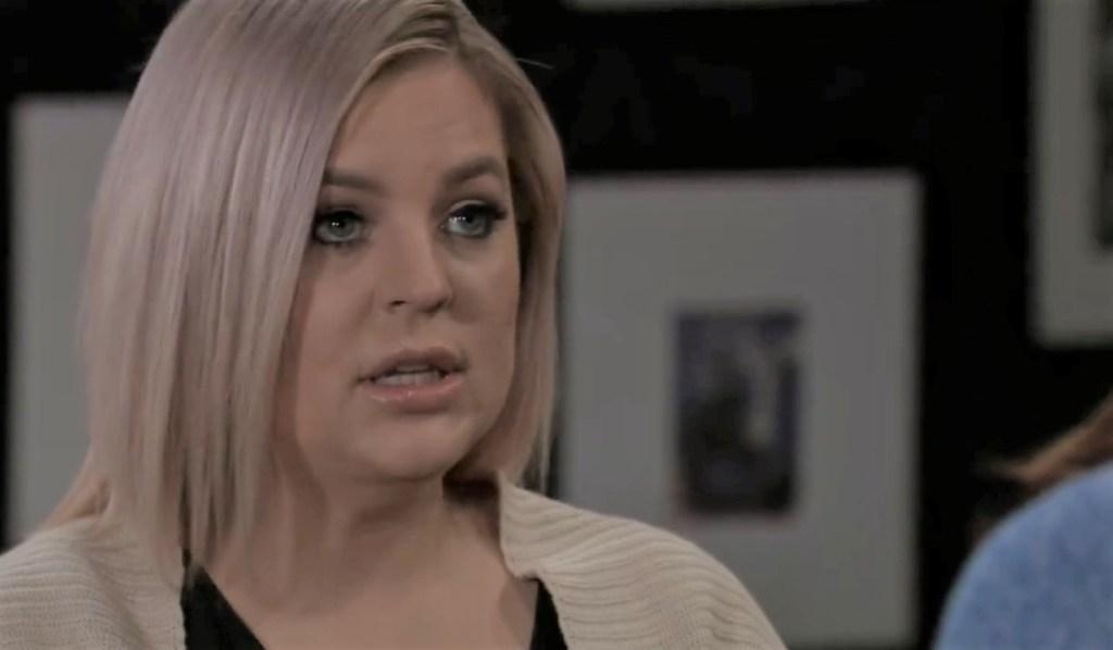 Maxie tells Britt her plan at home General Hospital