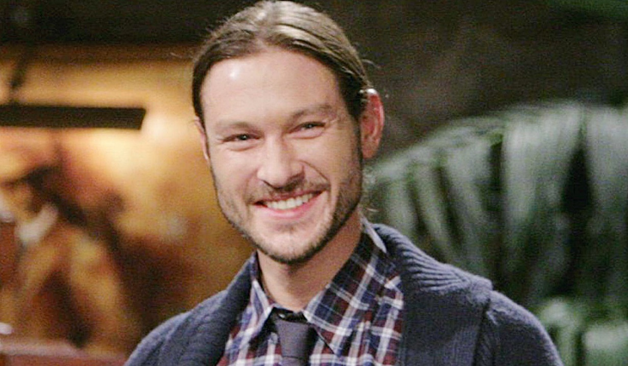 Michael Graziadei expecting twins Y&R