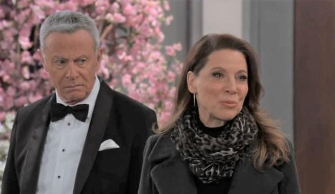 Obrecht announces she's innocent at wedding General Hospital