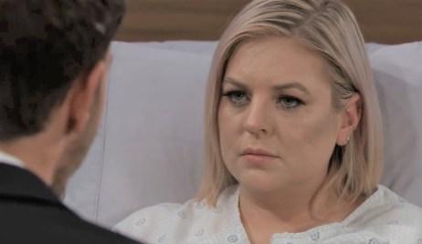 Peter asks Maxie to run away at General Hospital