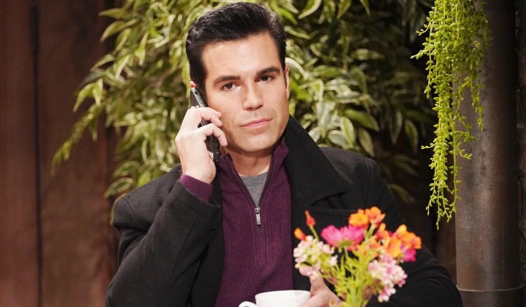 Rey coffeehouse phone Y&R