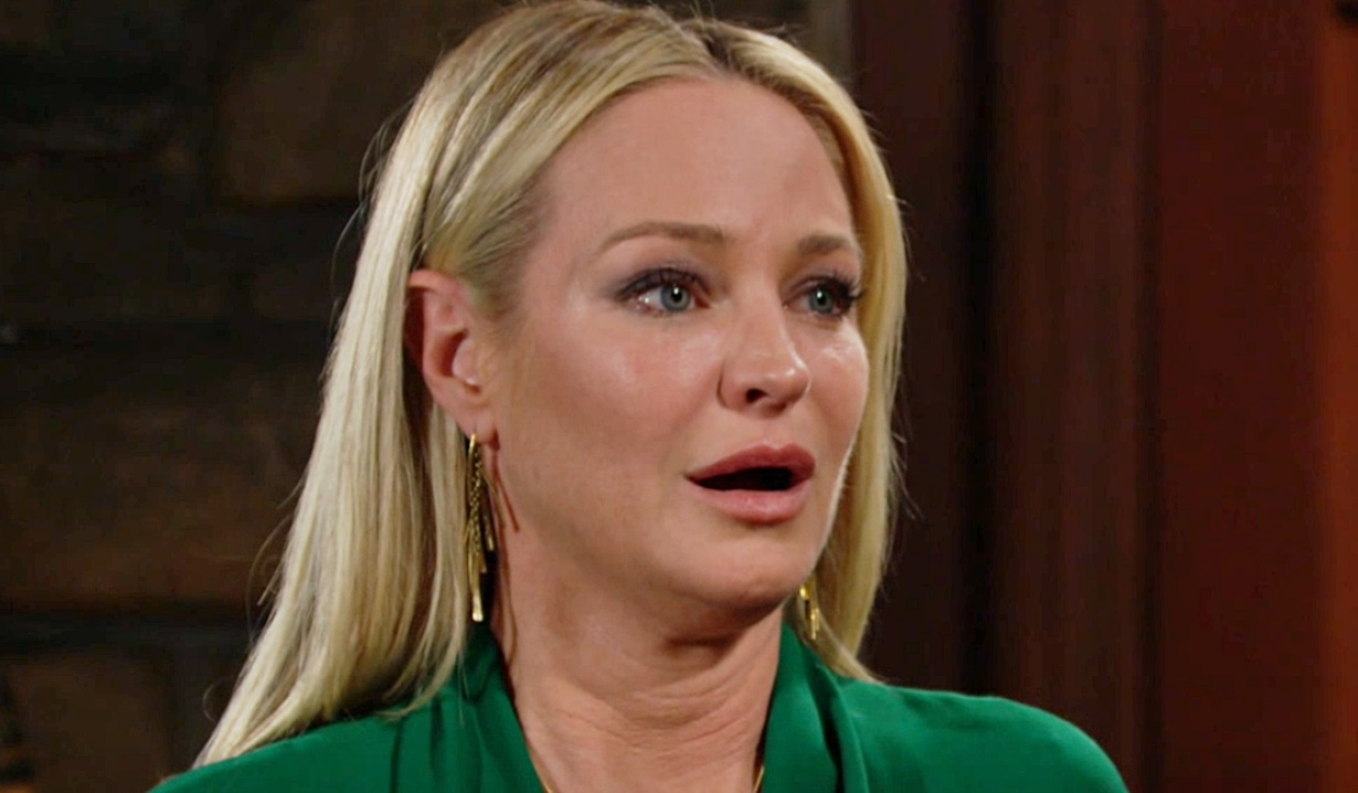 Y&R. Sharon. Christmas. Love. 2021 Young Restless Adam Asks Sharon To Help Clear His Name Soaps Com