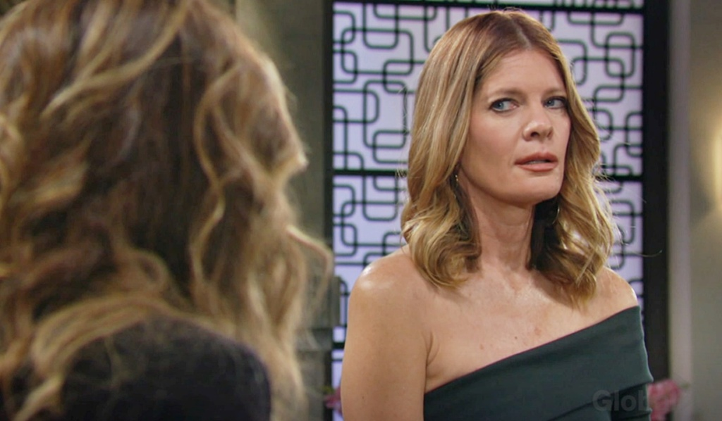 Summer spills to Phyllis Y&R