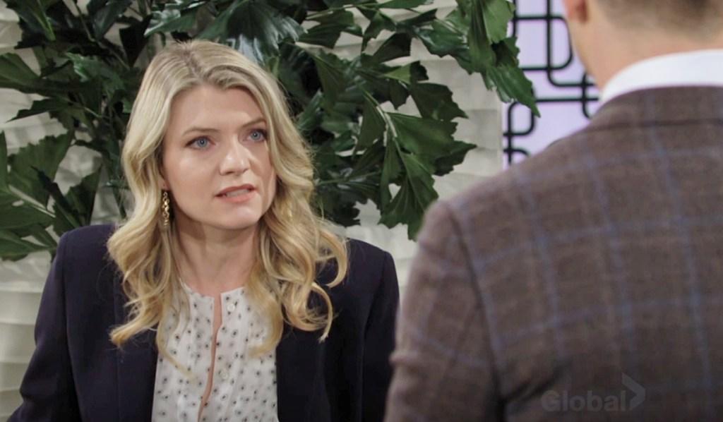 Tara, Kyle argue Y&R