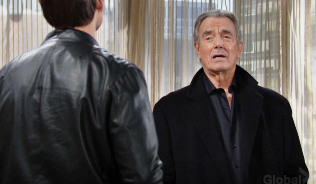 Victor visits Adam Y&R