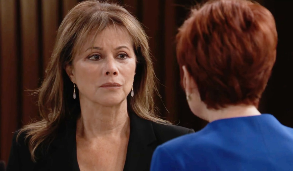 Alexis has her day in court GH