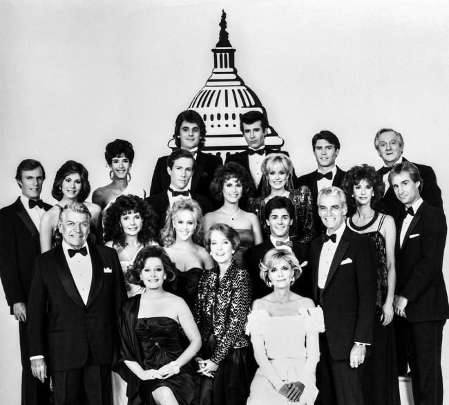 CAPITOL, cast, (1983), 1982-87. © CBS / Courtesy: Everett Collection