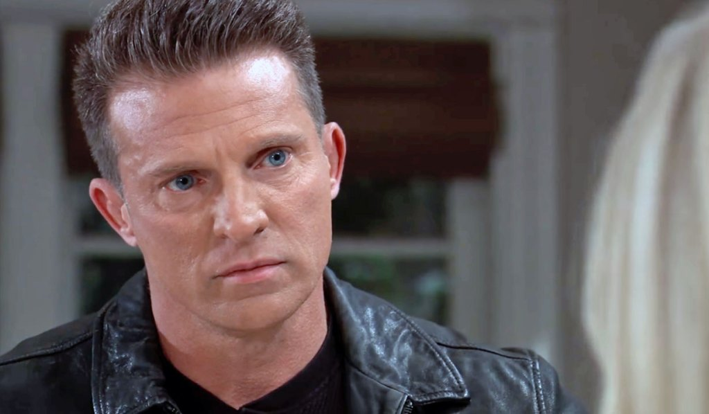 Carly worried about Jason GH