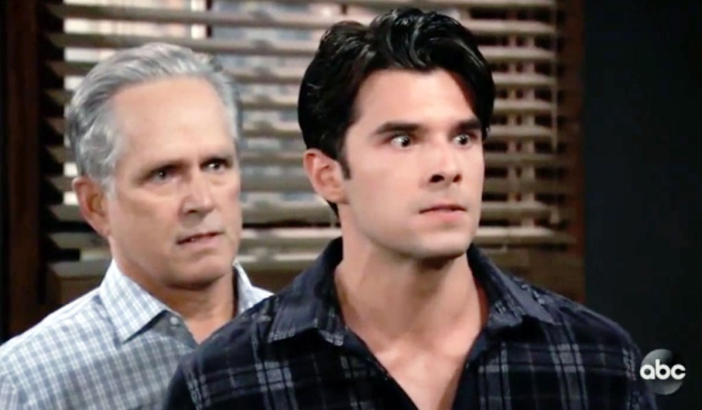 Chase demands the truth GH