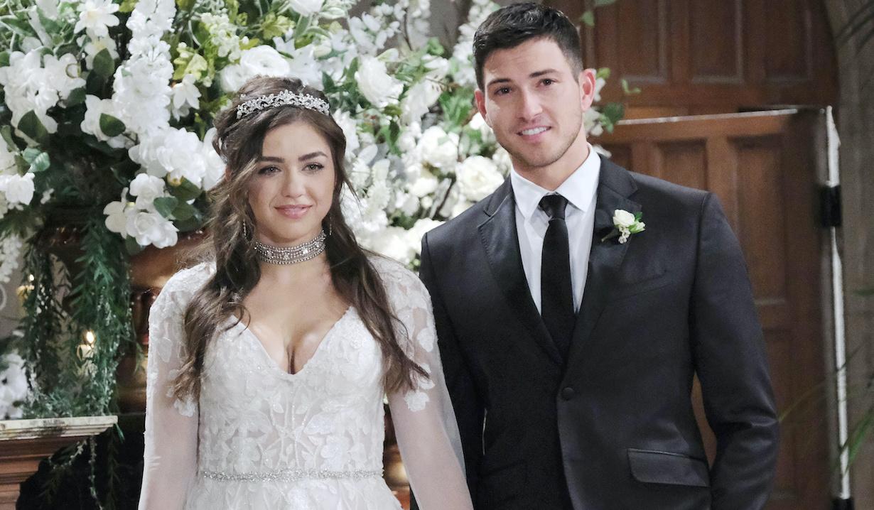 ben ciara wedding