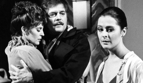 doug julie lee DAYS OF OUR LIVES, Susan Seaforth Hayes, Bill Hayes, Brenda Benet, February 19, 1981, Season 18. 1965 -.