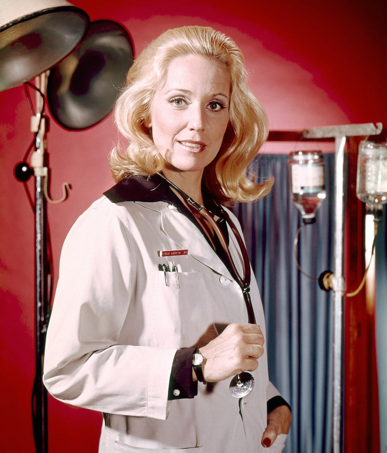 THE DOCTORS, Elizabeth Hubbard, 1963-82