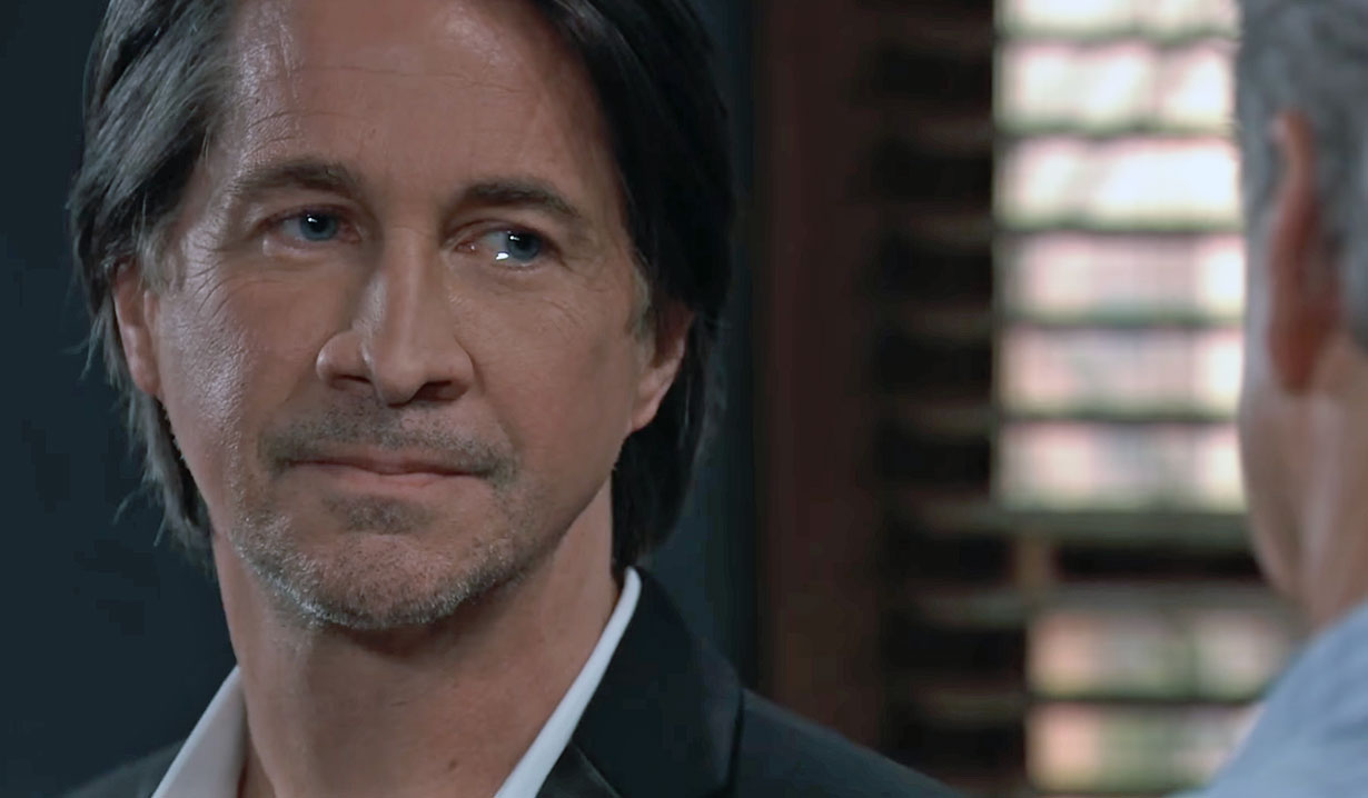 Finn confronted by father GH