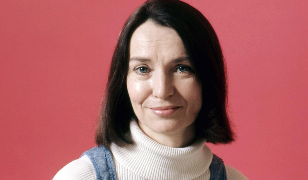 RYAN'S HOPE, Helen Gallagher, 1975-89.