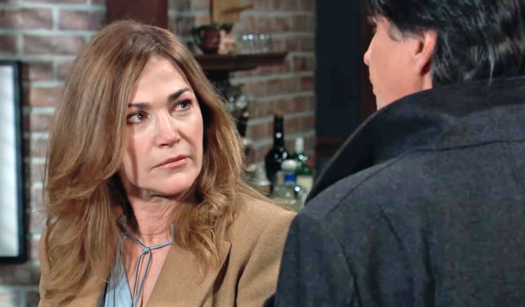 Jackie tells the truth GH