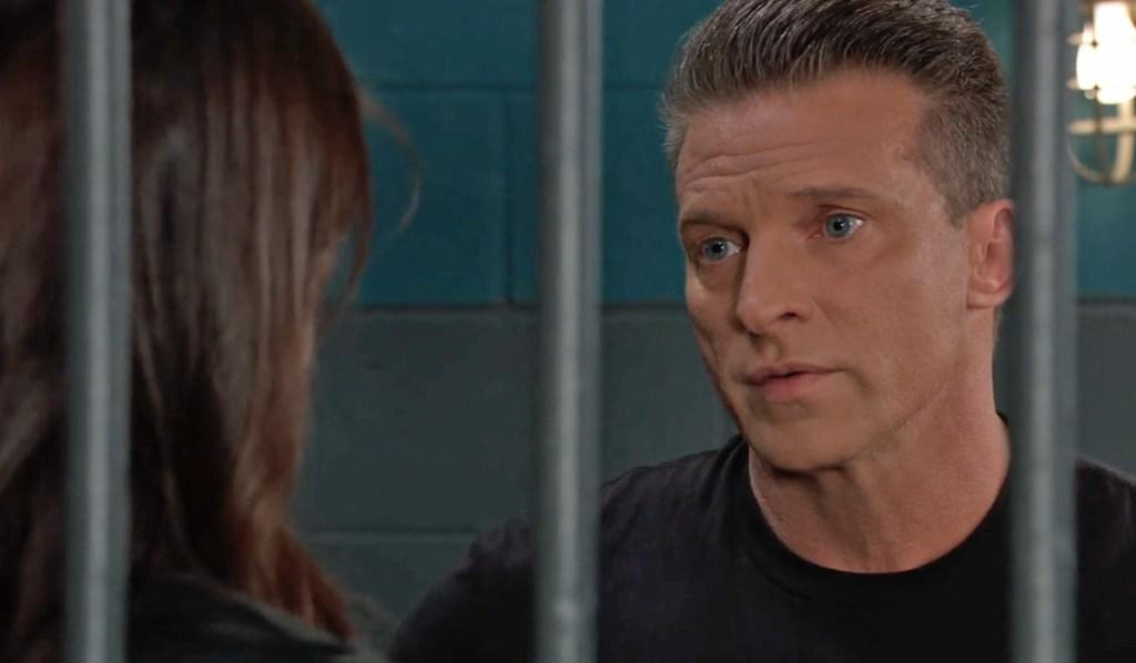 Jason still in jail GH