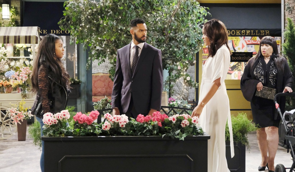 Lani confronts Chanel DAYS