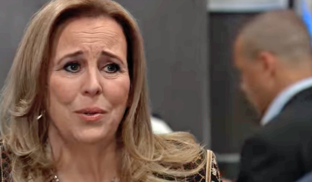 Laura disappointed in Martin GH