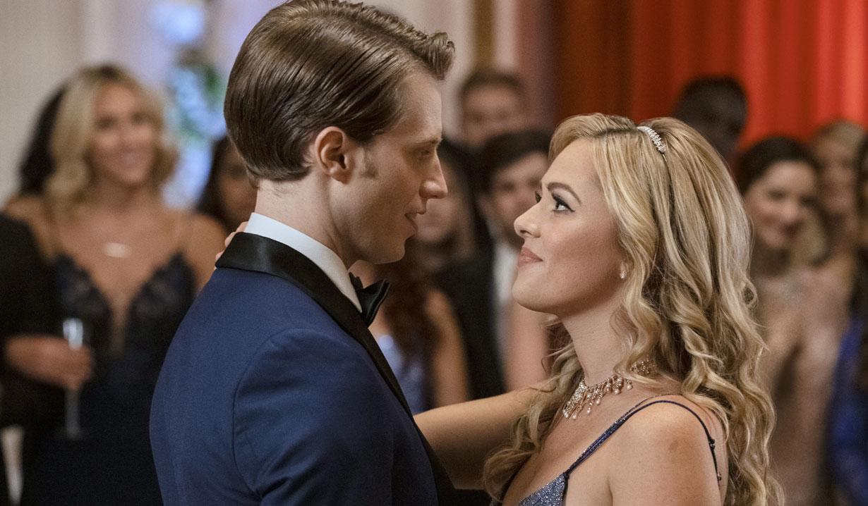 AMC Beauty in New Hallmark Premiere