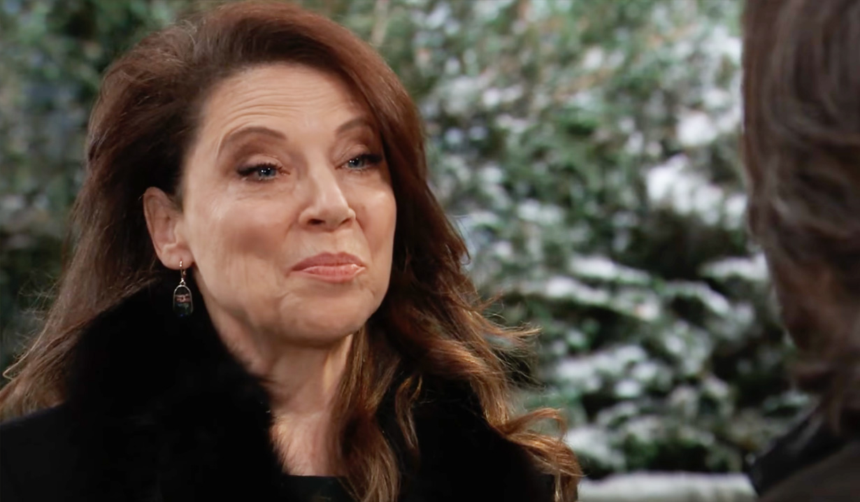 Obrecht meets with Dante on GH