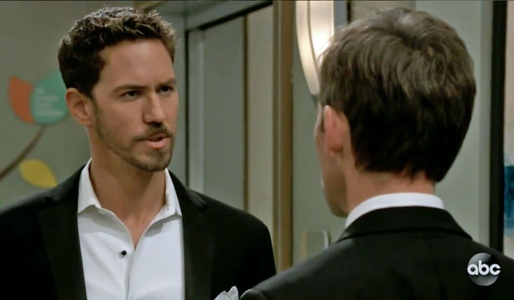 Peter wants to see Maxie GH