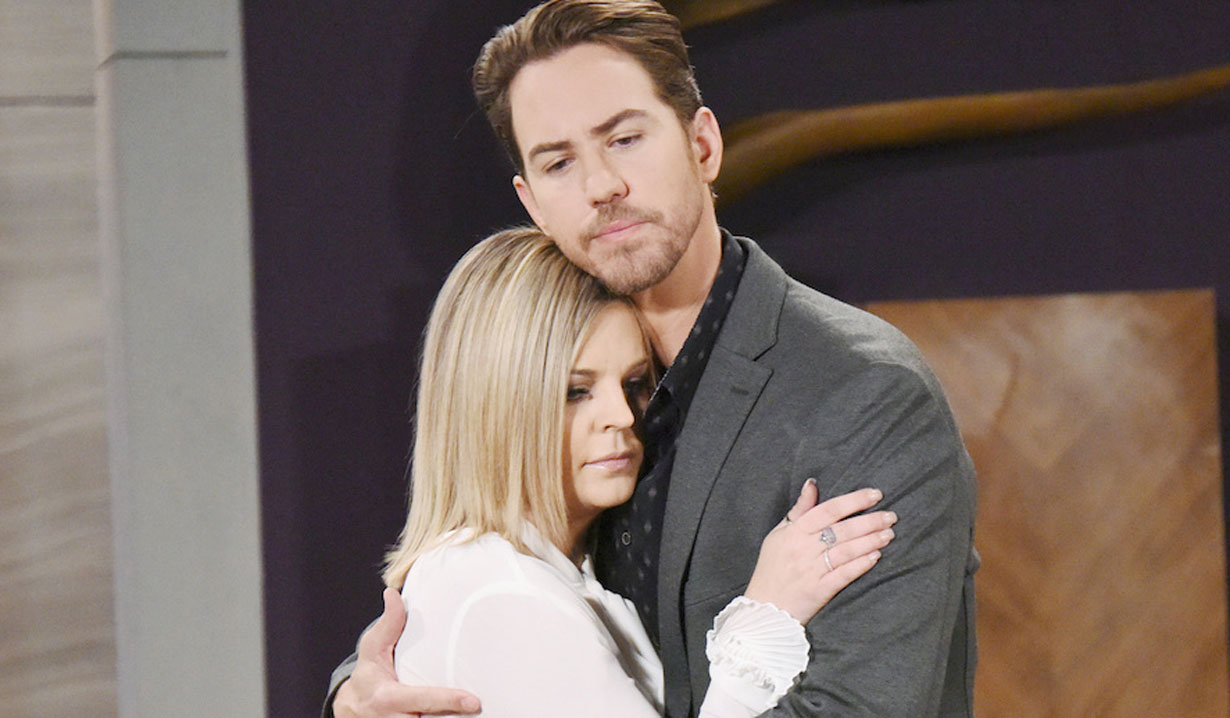 peter and maxie double wedding drama gh